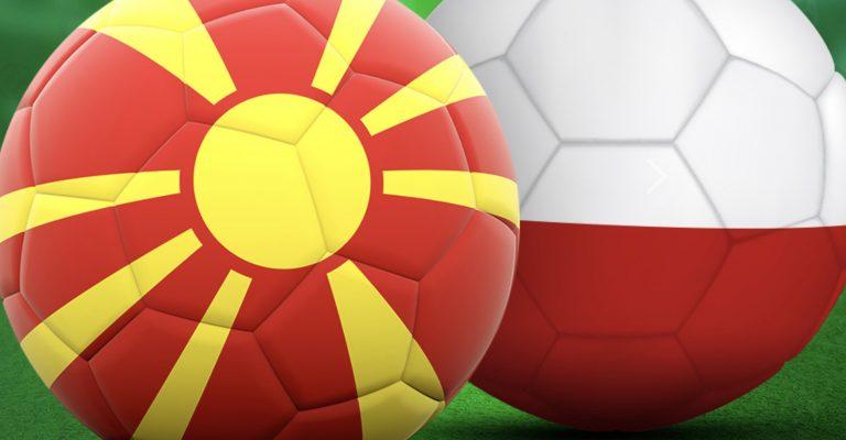 Freebet 25 PLN w Totalbet na mecz Macedonia Północna – Polska!