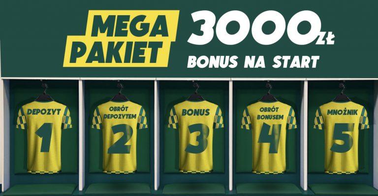 """Kod bonusowy """"Betfan"""" do bukmachera Betfan. 100 PLN jako Zakład Bez Ryzyka!"""