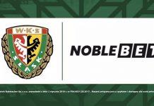 Śląsk Wrocław razem z Noblebet!