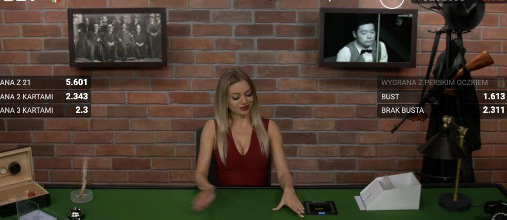 TvBET, czyli poker, wojna i blackjack w forBET
