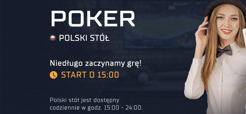 Legalny poker w polskiej wersji