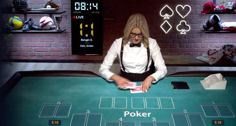 Poker po polsku STS - kiedy można grać, a kiedy gra jest niedostępna?